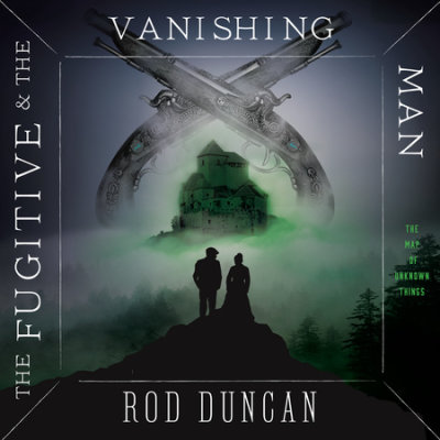 The Fugitive and the Vanishing Man cover