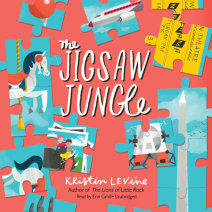 The Jigsaw Jungle Cover