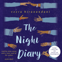 The Night Diary Cover