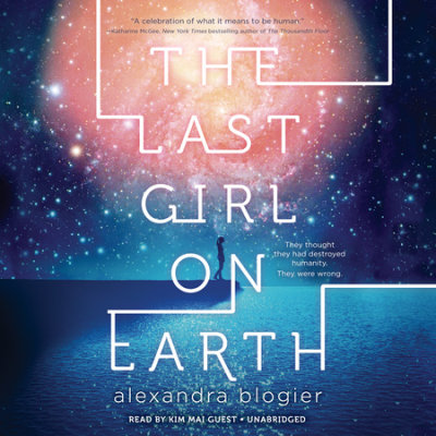 The Last Girl on Earth cover