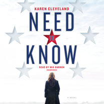 Need to Know Cover