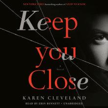 Keep You Close Cover