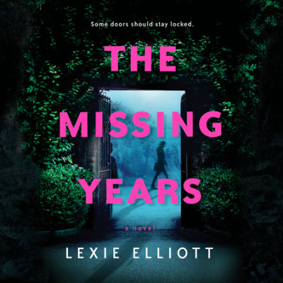The Missing Years cover