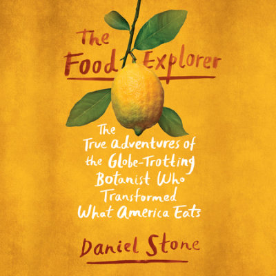 The Food Explorer cover