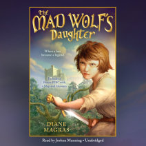 The Mad Wolf's Daughter Cover