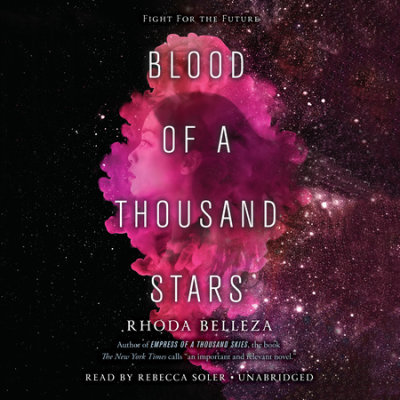 Blood of a Thousand Stars cover