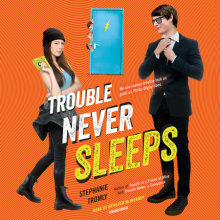 Trouble Never Sleeps Cover