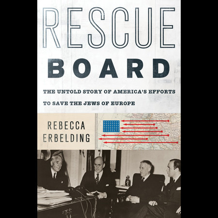 Rescue Board by Rebecca Erbelding