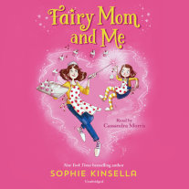 Fairy Mom and Me #1 Cover