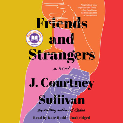 Friends and Strangers cover