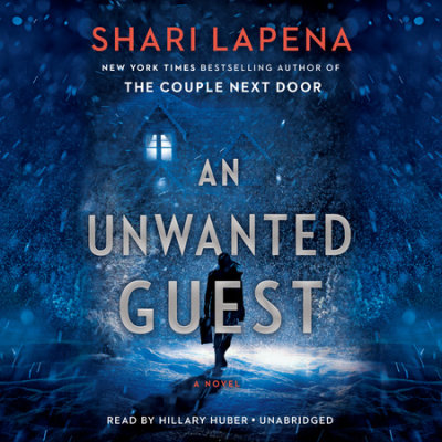 An Unwanted Guest cover