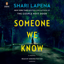 Someone We Know Cover