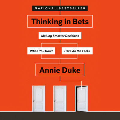 Thinking in Bets cover