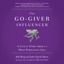 The Go-Giver Influencer Cover