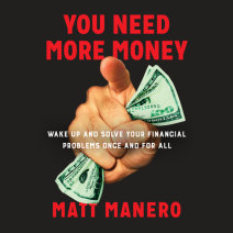 You Need More Money Cover