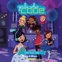 Lights, Music, Code! #3 Cover