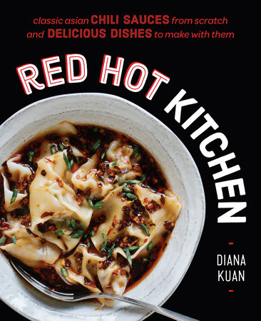 Red Hot Kitchen by Diana Kuan