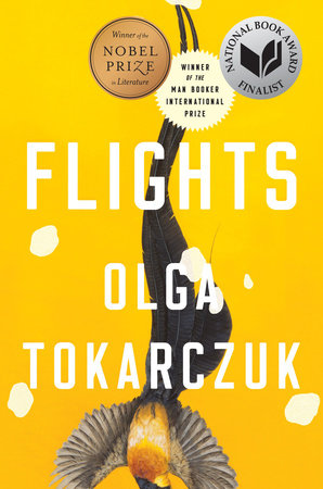 The cover of the book Flights