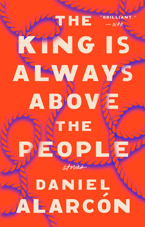The cover of the book The King Is Always Above the People