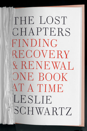 The cover of the book The Lost Chapters