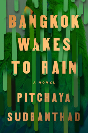 The cover of the book Bangkok Wakes to Rain