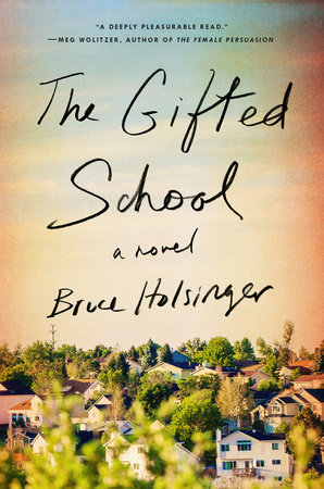The cover of the book The Gifted School