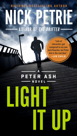 The cover of the book Light It Up