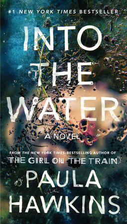 The cover of the book Into the Water