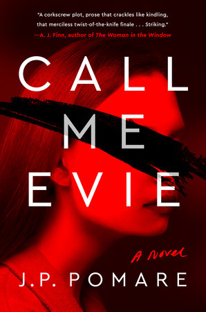 The cover of the book Call Me Evie