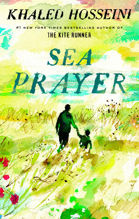 The cover of the book Sea Prayer