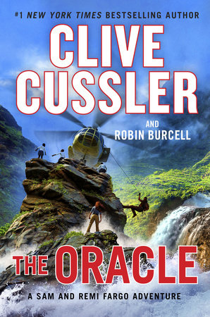 The Oracle by Clive Cussler,Robin Burcell