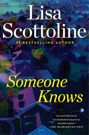 The cover of the book Someone Knows