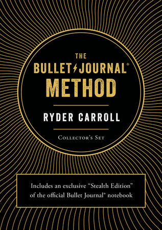 The Bullet Journal Method Collector's Set by Ryder Carroll