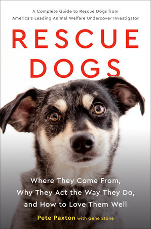 Rescue Dogs by Gene Stone and Pete Paxton