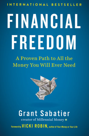 The cover of the book Financial Freedom