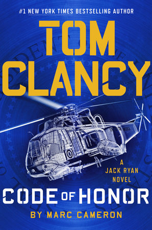 Tom Clancy Code of Honor by Marc Cameron