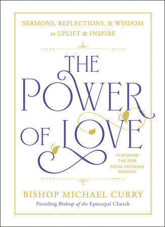 The cover of the book The Power of Love