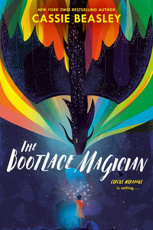 The Bootlace Magician by Cassie Beasley
