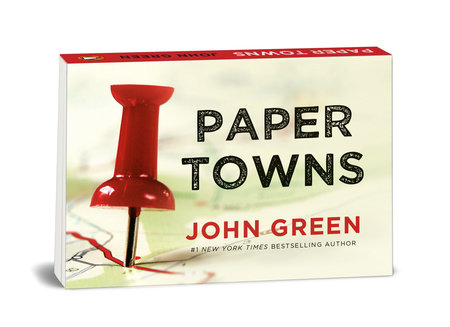 Penguin Minis: Paper Towns by John Green