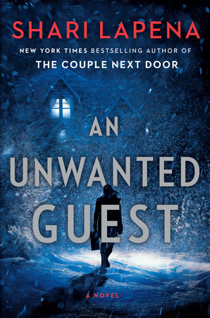 The cover of the book An Unwanted Guest