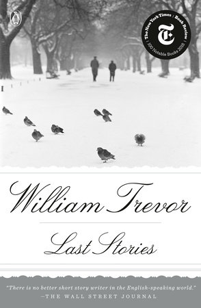Last Stories by William Trevor