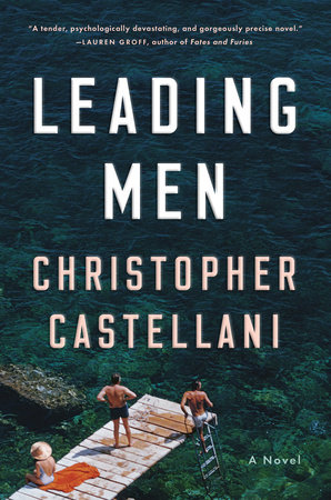 The cover of the book Leading Men