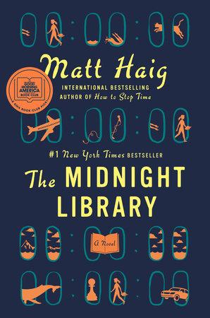The Midnight Library by Matt Haig: 9780525559474 | PenguinRandomHouse.com:  Books