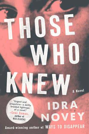 The cover of the book Those Who Knew