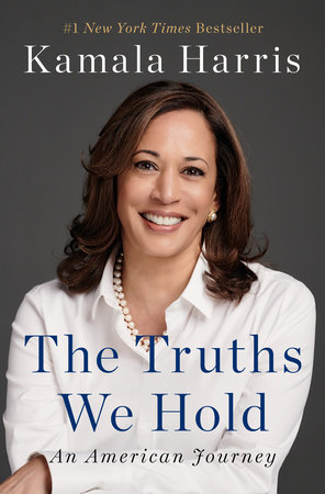 The cover of the book The Truths We Hold