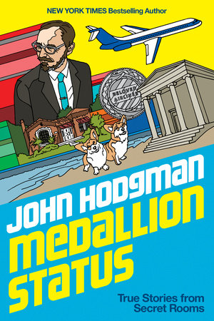 Image result for medallion status john hodgman