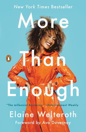 Image result for More Than Enough by Elaine Welteroth