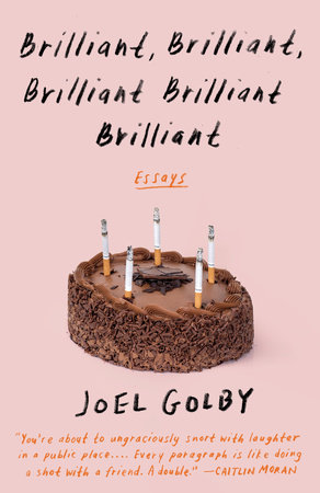 Image result for joel golby book