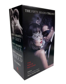 Fifty Shades Trilogy: The Movie Tie-In Editions with Bonus Poster