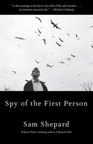 Spy of the First Person